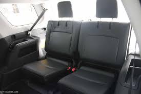 Toyota 4runner 2014 Interior 3rd Row - image #250