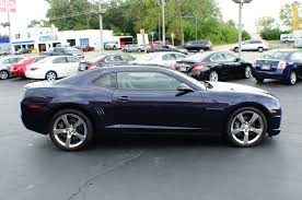 2012 Chevrolet Camaro SS Blue Used Sport Coupe Sale