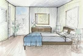 Bedrooms Drawing at GetDrawingscom Free for personal use Bedrooms