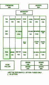 fuse box car wiring diagram page 143 2003 kia sportage heater fuse box diagram