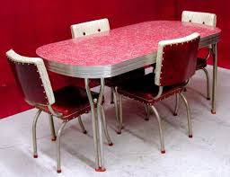 1950 kitchen table and chairs inspirational chrome and formica dining sets