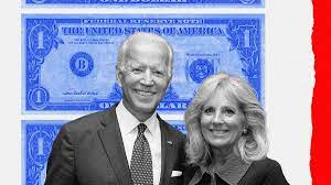 How The Bidens Earned $16.7 Million After Leaving The White House