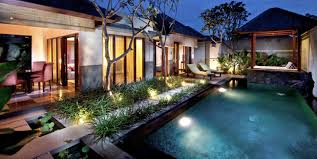 unique outdoor lighting ideas. Small Garden Lighting Ideas For Incredible Swimming Pool With Gazebo Beside  Unique Waterfalls And Lounge Chairs Using Wheel Unique Outdoor Lighting Ideas