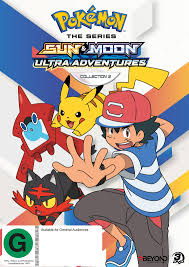 Pokemon The Series: Sun & Moon - Ultra Adventures Collection 2   DVD    In-Stock - Buy Now