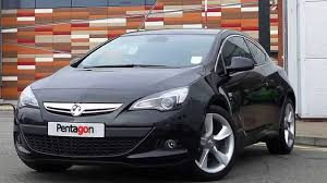 2014 64 Plate Vauxhall Astra GTC 1.4 16v Turbo 140ps SRi 3dr in ...