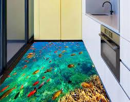 """""""was kann ich mir leisten? ist der limitierende faktor bei der realisierung von projekten. Tapeten Heimwerker 3d Underwater Landscape Fishes Waterproof Floor Sticker Murals Wallpaper Decor"""