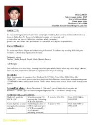 Objectives In Resume For Ojt Beautiful Resume Template Ojt Best Templates 6