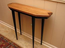 half table for hallway. Top Half Table For Hallway With Narrow Moon Fascinating Foyer Image Ideas L