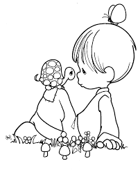 Small Picture Precious Moments Baby Shower Coloring Pages Free Printout baby