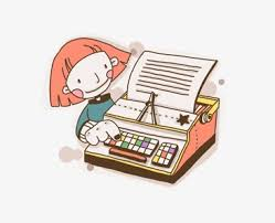 Fax Machine Cartoon Child Color Png Image And Clipart For Free