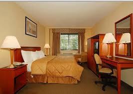 fort inn room view