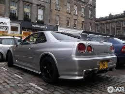Nissan Skyline R34 GT-R NISMO Z-tune - 13 November 2012 - Autogespot