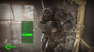Power Armor Display Stand Fallout 100 Is It Possible To Attach Power Armor To The Station 22