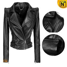 black leather motorcycle jackets for women cwmalls com