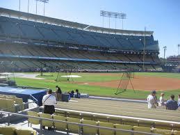 Dodger Stadium Seating View Best Seat 2018