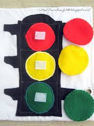 a simple and fun color matching stoplight page whenever silence is required keep your