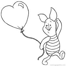 Winnie The Pooh Disney Ba Pooh Printable Coloring Pages Disney