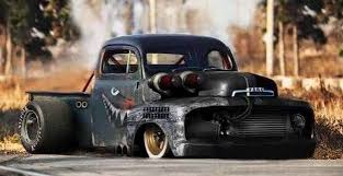 godzilla killer monster rat rod project of the 2016 rat rod