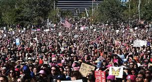 Image result for تجمع مردم آمریکا مقابل کنگره ایالتی فلوریدا در اعتراض به نبود امنیت