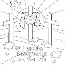 Easter Coloring Book Easter Coloring Pages Religious K2542 Free