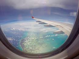 airplane window. Perfect Window For Those Who Like To Fly  Airplane Window View Flying From Brazil  Miami Over Bahamas Sea YouTube Inside Airplane Window N