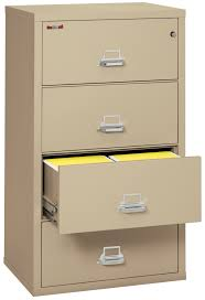 Horizontal Filing Cabinet Fireproof Lateral File Cabinets Fire Resistant Fireking