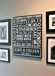 create your own framed wall art