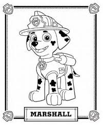 Small Picture Paw Patrol Coloring Pages by zcoloringpages Paw Patrol ideas