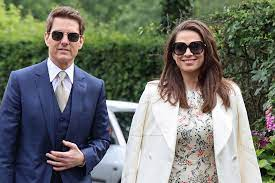 Tom Cruise And His Rumored Girlfriend ...