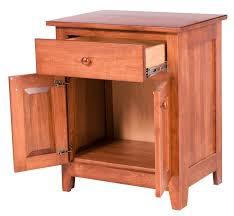 nightstands narrow bedside drawers bedside table bookshelf dark wood bedside cabinets 24 inch wide nightstand