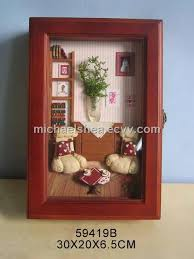 Decorative Shadow Boxes Key Box Shadow Boxboxwooden boxdecorative box 60B 2