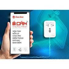 Rạng Đông ) Ổ cắm điện thông minh 16A , điều khiển bằng wifi , 3g, 4g Rạng  Đông công suất 3500w bảo hành 24 tháng