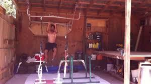 diy calisthenics gym
