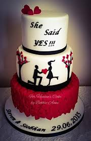 She Said Yes By Bobbie Anne Wright For Heavens Cake Cakes