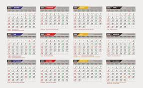 Kalender 2015 Excel Kalender 2015 Indonesia Dan Hari Libur Excel Hari Libur S