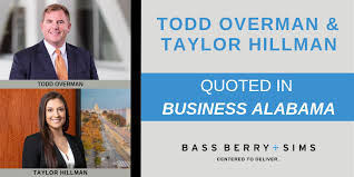 Todd Overman Discusses Small Business Entry into Government Contracts Space    Bass, Berry & Sims PLC