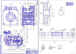 Курсовые и дипломные работы станки токарные металлорежущие  Курсовой проект Технологический процесс ремонта коробки подач широкоуниверсального фрезерного станка повышенной точности модели 676П