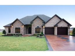 house plans with stone exterior traditional home house plan