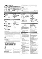 wiring diagram for jvc kd r206 wiring image wiring jvc kd r210 manuals on wiring diagram for jvc kd r206