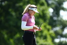 Brooke Henderson feels her golf game is on the rise at the busiest ...