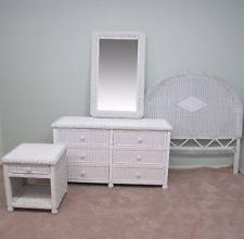 Wicker Bedroom Sets   eBay