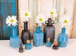 Ways To Decorate Glass Jars DIYSpray Paint Glass Decanters For Home Decor Painted Glass 37