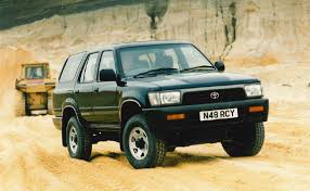 Toyota 4Runner & Toyota Hilux Surf Guide | Professional Pickup & 4x4