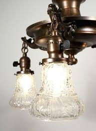 1920s chandelier light fixture marvelous antique three light chandelier with glass shades c for best