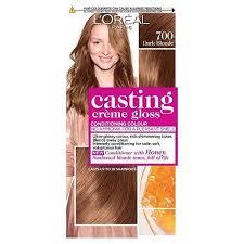 loreal casting creme gloss 700 blond