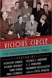 the vicious circle mystery and crime stories by members of the algonquin round table by otto penzler paperback barnes noble