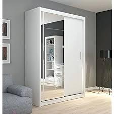wardrobes 2 door wardrobe closet explore photos of white mirrored wardrobes showing most up to