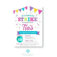 Free Birthday Invitations Maker Printable Invitation Com