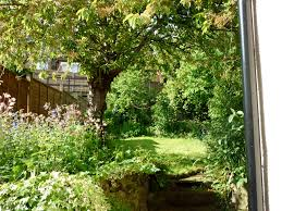 june 2010 this is my garden just after i got the keys to my house two years ago where i live is i think the site of an old quarry