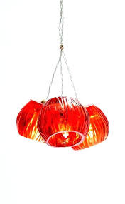 red track lighting. Red Pendant Lighting Seeds Of Love Ceiling Light Handmade Epoxy Bodies Track C